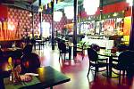 Kathmandu Napoli restaurant v Olomouci