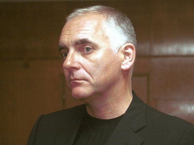 Podnikatel a bývalý senátor Václav Fischer.