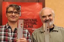 Zdeněk a Jan Svěrákovi