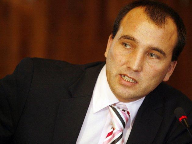 Ředitel Všeobecné zdravotní pojišťovny (VZP) Zdeněk Kabátek.