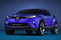 Toyota C-HR.