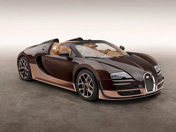 Bugatti Veyron Grand Sport Vitesse Rembrandt Bugatti.