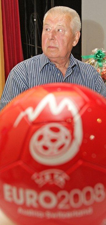 Český fotbal opustila legenda. Josef Masopust při hodnocení Eura 2008