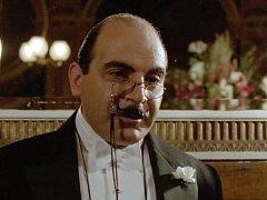 Hercule Poirot ve známém podání Davida Sucheta