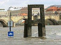 Velká voda v Praze