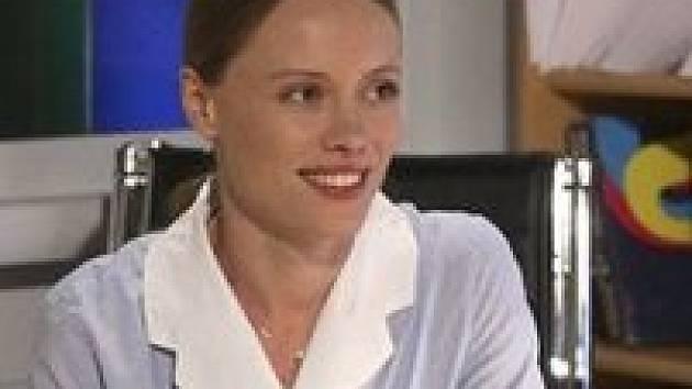 Linda Rybová v seriálu Ordinace v růžové zahradě