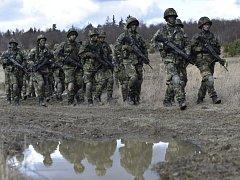 Vojáci. Ilustrační foto.