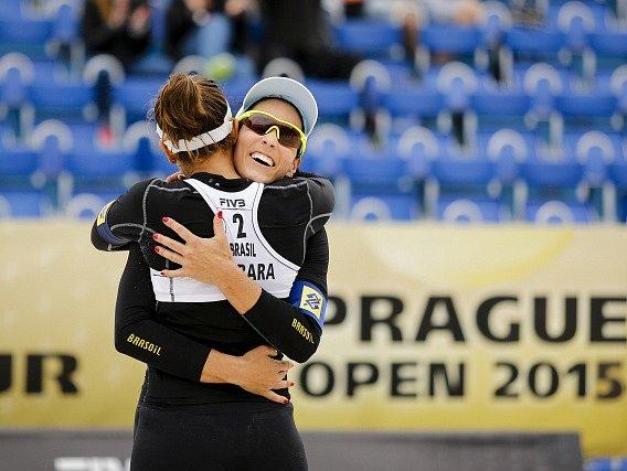 Prague Open opanovaly Brazilky