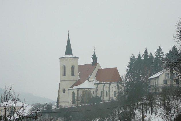 Kostel v Letovicích