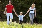 Mnoho párů má dnes nejprve potomka, až poté přichází na řadu svatba.