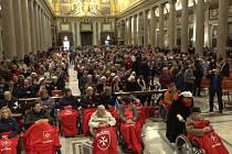 V bazilice Santa Maria Maggiore v Římě byla zahájena 11. listopadu 2019 česká národní pouť k oslavě sv. Anežky České při příležitosti 30. výročí jejího svatořečení