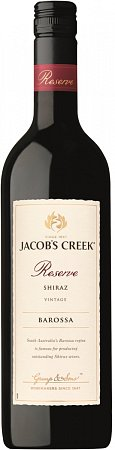 Shiraz Reserve, Jacob's Creek