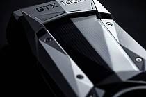 Grafická karta Nvidia GTX 1080.