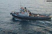 Rusko blokuje průjezd Kerčským průlivem do Azovského moře