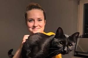 Polepšitelka koček Kateřina Štiblická