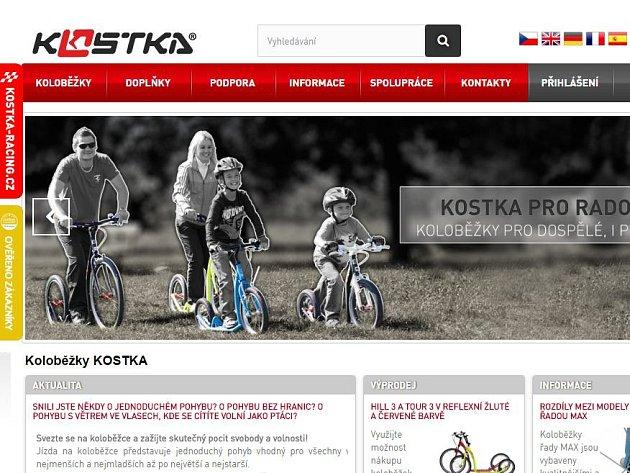 Společnost Kostka-kolobka