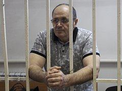 Čečenský aktivista Ojub Titijev