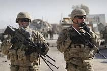 Američtí vojáci/ilustrační foto