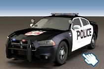 V jakých autech jezdí američtí policisté?