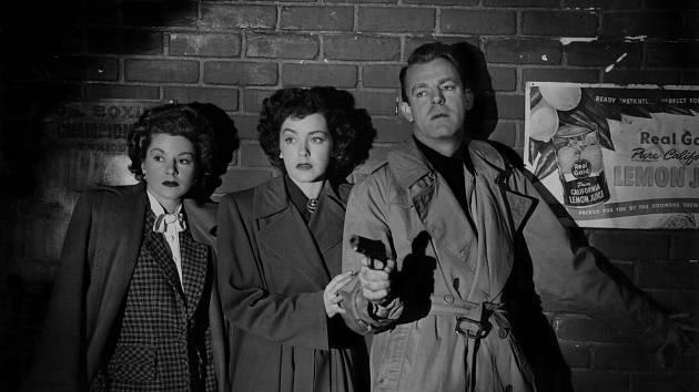 Film Špinavá dohoda (Raw Deal) z roku 1948
