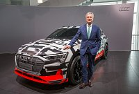 Rupert Stadler, úřadující šéf značky Audi