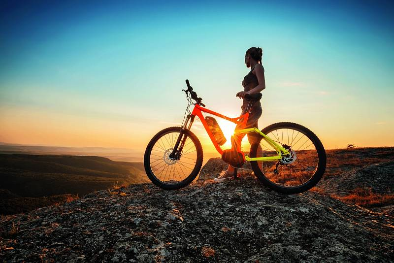 Salcbursko je protkáno 7000 kilometry cyklostezek a tras pro horská kola všech možných úrovní.