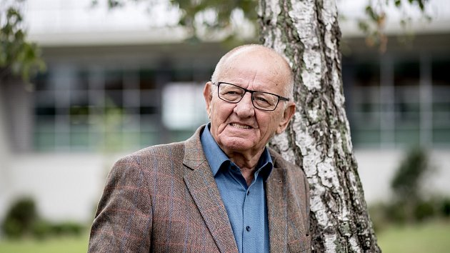 Spisovatel Rudolf Křesťan