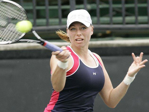 Ruska Zvonarevová bude největší hvězdou turnaje ECM Prague Open.