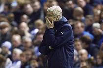 Arsene Wenger a jeho rozčarování