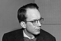 Americký reportér William Nathan Oatis v roce 1953