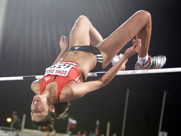 Největší hvězdou Zlaté ligy by měla být Blanka Vlašičová.