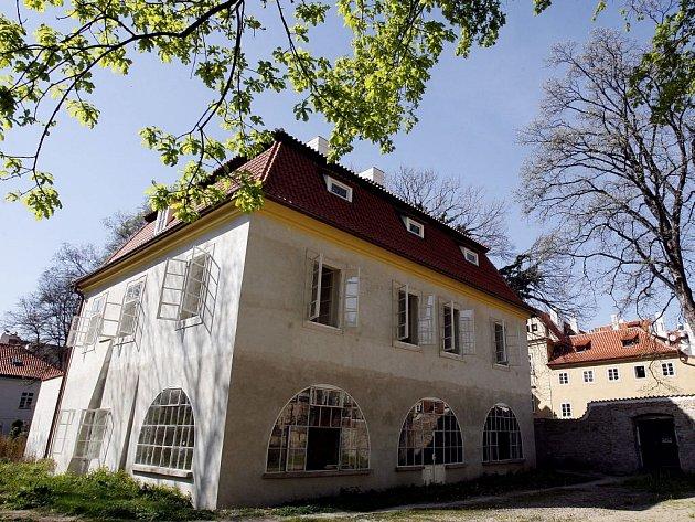 Werichova vila na Kampě je památka, kterou vždy obývali slavní lidé.