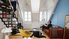 Loft v Paříži