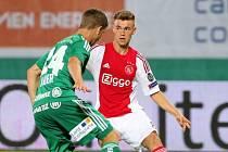 Ajax nezvládl předkolo Ligy mistrů, dál šel Rapid Vídeň