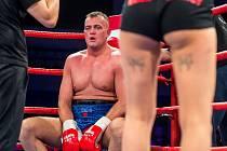 Český boxer Pavel Šour.
