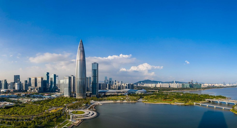 Čtvrtou nejvyšší postavenou budovou za rok 2018 je China Resources Tower. Mrakodrap nacházející se v čínském městě Šen-čen měří 393 metrů a na jeho výstavbě má zásluhu firma KPF