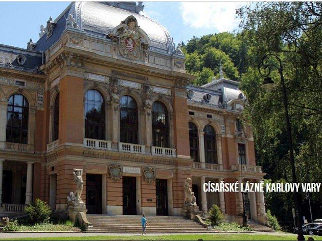 Císařské lázně Karlovy Vary