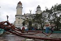 Hurikán Sandy způsobil na Kubě velké škody