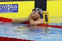 Plavkyně Babora Seemanová dotáhla své tažení evropským šampionátem v Budapešti až k titulu na 200 metrů volný způsob