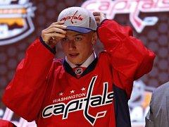 546f61f2987 Jakuba Vránu získal při draftu NHL jako třináctého Washington.