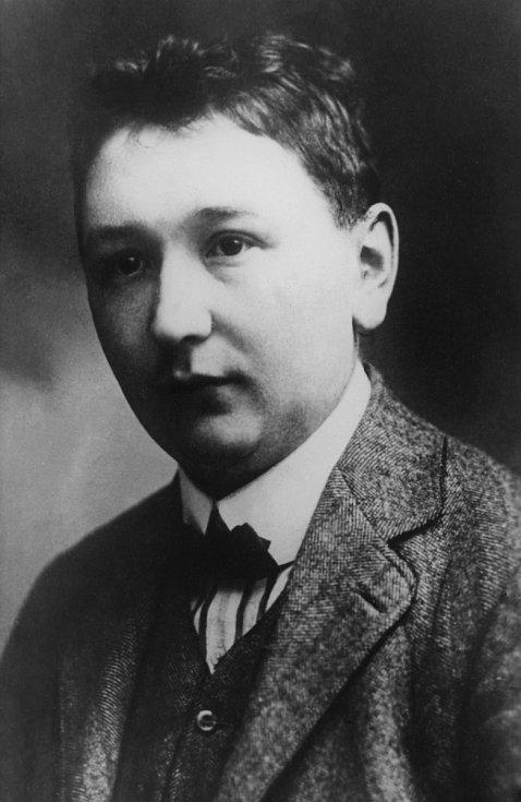 Jaroslav Hašek v době, kdy psal své stěžejní dílo