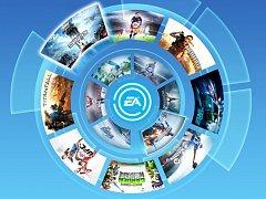 Herní program EA Access.