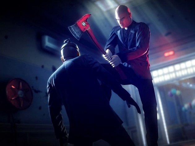 Počítačová hra Hitman: Absolution.