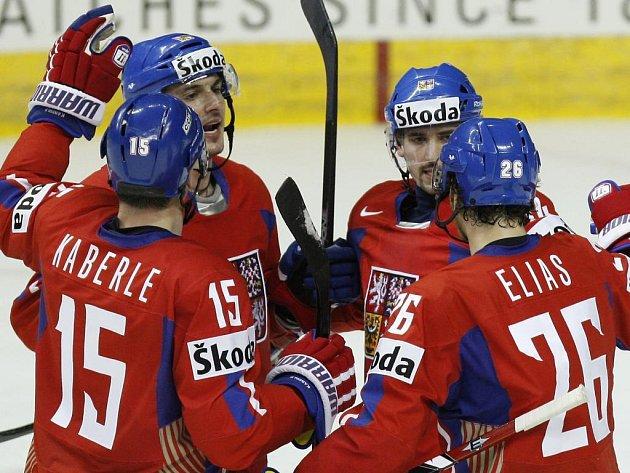 Druhý přesilovkový gól českého týmu si zasloužil pochvalu.
