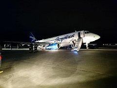 V Jakutsku sjelo letadlo z ranveje