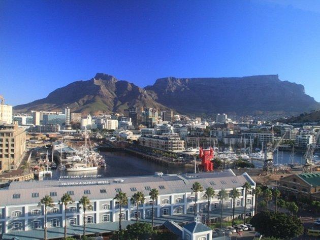 Kapské město. Ilustrační foto.