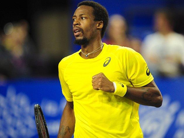 Monfils triumfoval podruhé v kariéře na turnaji v Montpellieru