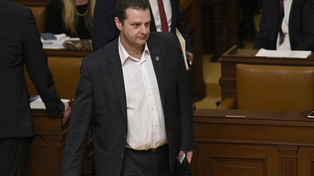 Kandidát na předsedu komise pro kontrolu činnosti Generální inspekce bezpečnostních sborů (GIBS) Zdeněk Ondráček.