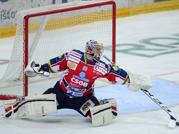 Slavia - Pardubice: Július Hudáček
