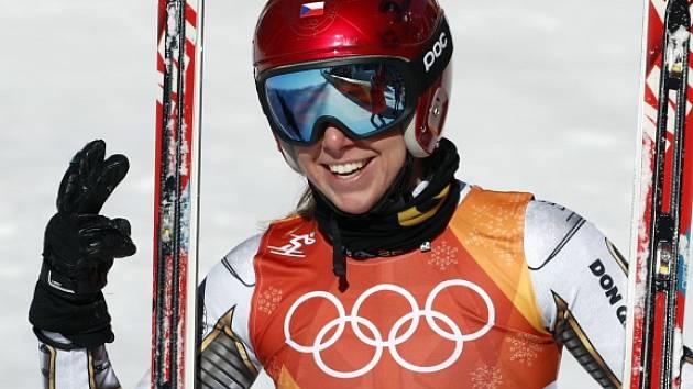 Zlatá Ester Ledecká
